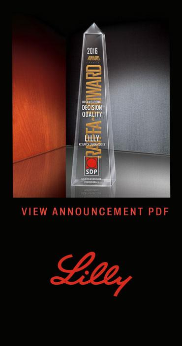 PDF lilly Raiffa-Howard Award